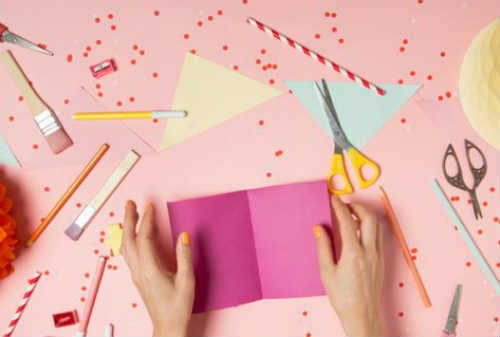 Contoh Keren dan Trik Mudah Membuat Kartu Ucapan Selamat Natal 02 - Finansialku