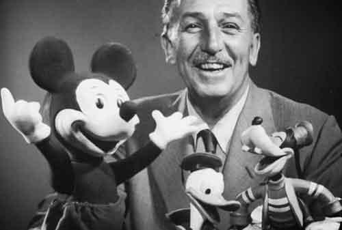 Kata-kata Mutiara Walt Disney 03 Mickey Mouse - Finansialku