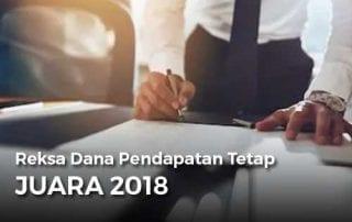 Reksa Dana Pendapatan Tetap Juara 2018 Finansialku