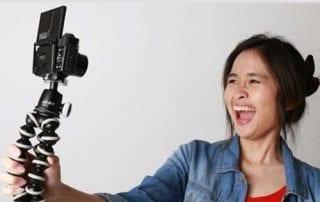 Vloggers Ikuti Cara dan Tips Menambah Viewers 05 Gritte Agatha - Finansialku