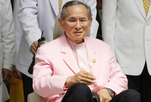 Kepemimpinan Raja Thailand 07 Bhumibol Adulyadej 7 - Finansialku