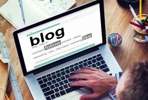 Apa Benar Pengasilan dari Blog Disebut Passive Income 01 - Finansialku