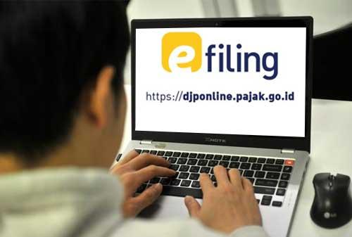 Lapor SPT Tahunan Pribadi Melalui e-Filing 01 - Finansialku