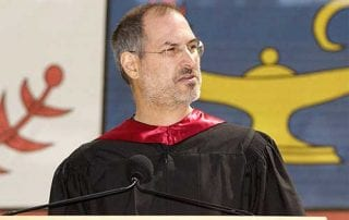 Steve Jobs Famous Speech Stanford Graduation 01 - Finansialku