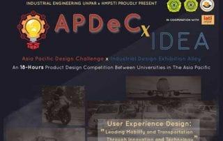 APDec x IDEA Teknik Industri UNPAR Adakan Seminar Nasional dan Lomba Se-Asia Pasifik 01 - Finansialku