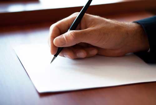 5 Contoh Dan Cara Membuat Surat Izin Tidak Masuk Sekolah