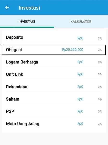 Investasi Catat Aplikasi Finansialku 2