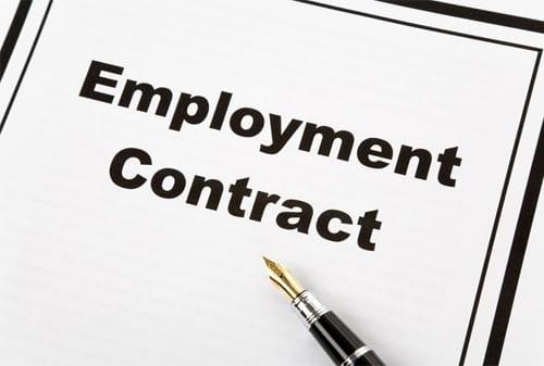 Kontrak Kerja yang Sah 01 - Finansialku