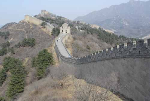 Petualangan Tak Terlupakan Meniti Tembok China 01 - Finansialku