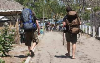 Backpacker ke Bali 01 - Finansialku
