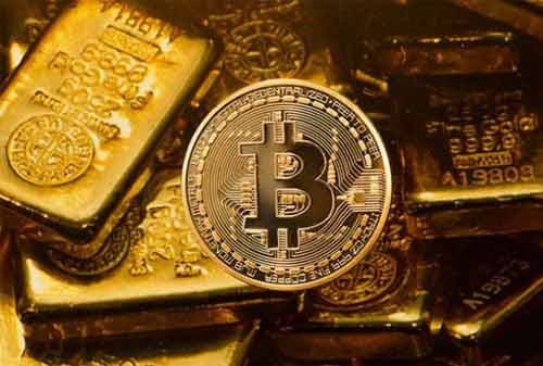 Hubungan Harga Emas dan Bitcoin 01 - Finansialku