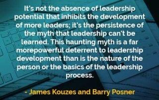 Kata-kata Bijak James Kouzes and Barry Posner Potensi Kepemimpinan - Finansialku