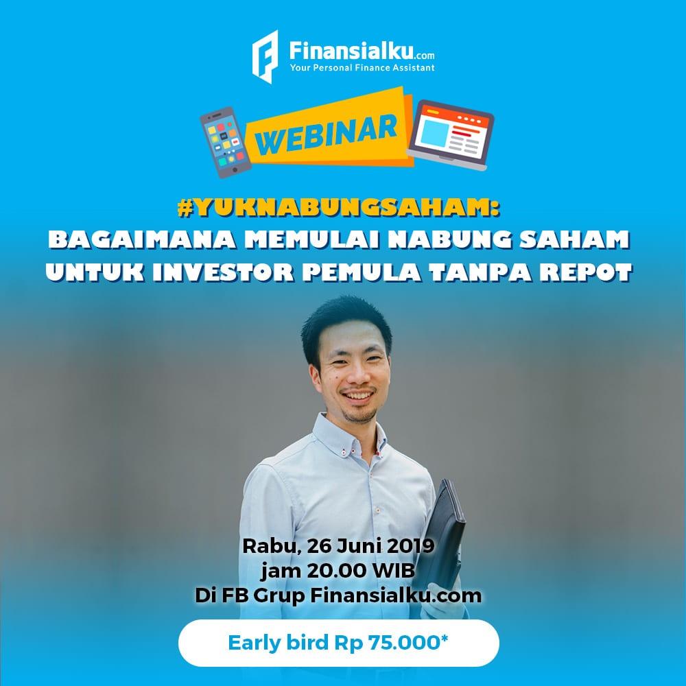 Webinar Saham Batch 2