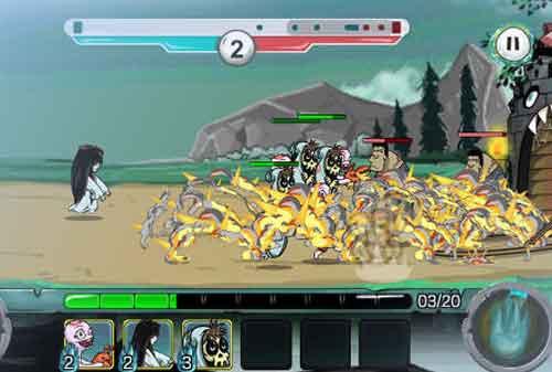 10 Rekomendasi Games Offline Android yang Seru dan Paling Menarik 06 Ghost Battle 2 - Finansialku