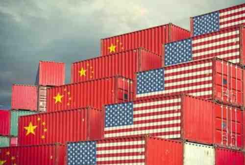 Amerika Serikat Terlibat Perang Dagang Dengan China 01 - Finansialku