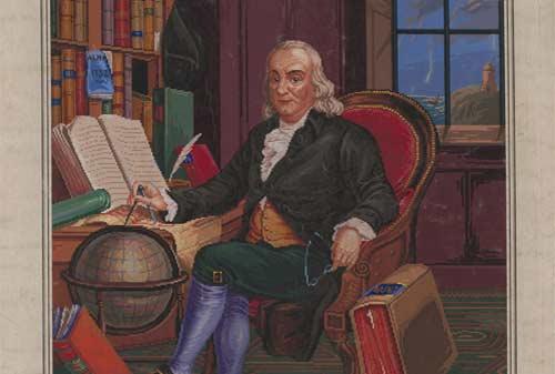 Kata-kata Motivasi Benjamin Franklin 01 - Finansialku
