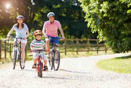 Manfaat Bersepeda Bagi Tubuh 02 - Finansialku