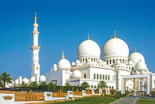 Sheikh Zayed Mosque 01 - Finansialku