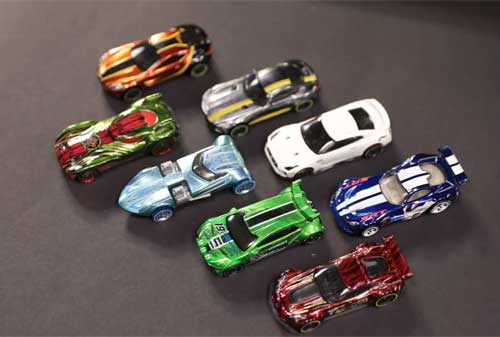 Hobi Koleksi Hot Wheels 07 - Finansialku