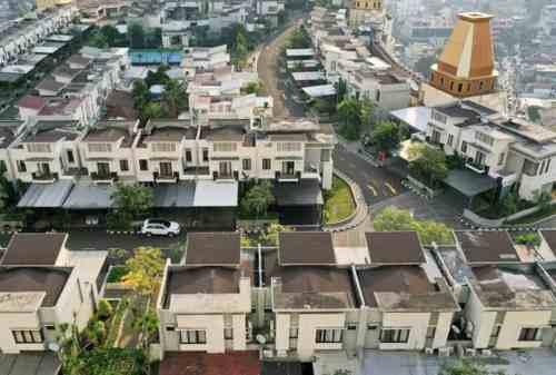 Perumahan di Atas Mal 04 Cosmo Park Thamrin City - Finansialku