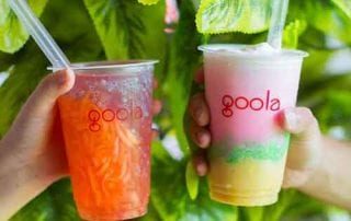 Gibran Rakabuming Memperkenalkan Goola, Minuman Tradisional Kekinian 01 - Finansialku