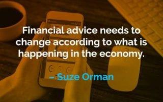 Kata-kata Motivasi Suze Orman Nasihat Keuangan Perlu Diubah - Finansialku