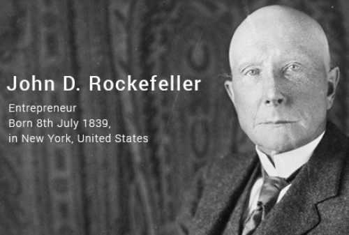 Kisah Sukses John D. Rockefeller, Pebisnis Industri Minyak Amerika Serikat 01 - Finansialku