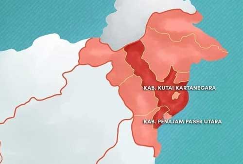 Jokowi Resmi Umumkan Lokasi Ibu Kota Baru di Kaltim 01 - Finansialku
