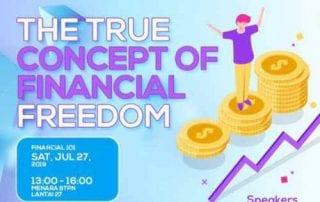 Pengelolaan Keuangan dan Konsep Kebebasan Keuangan (Financial Freedom) 01 - Finansialku