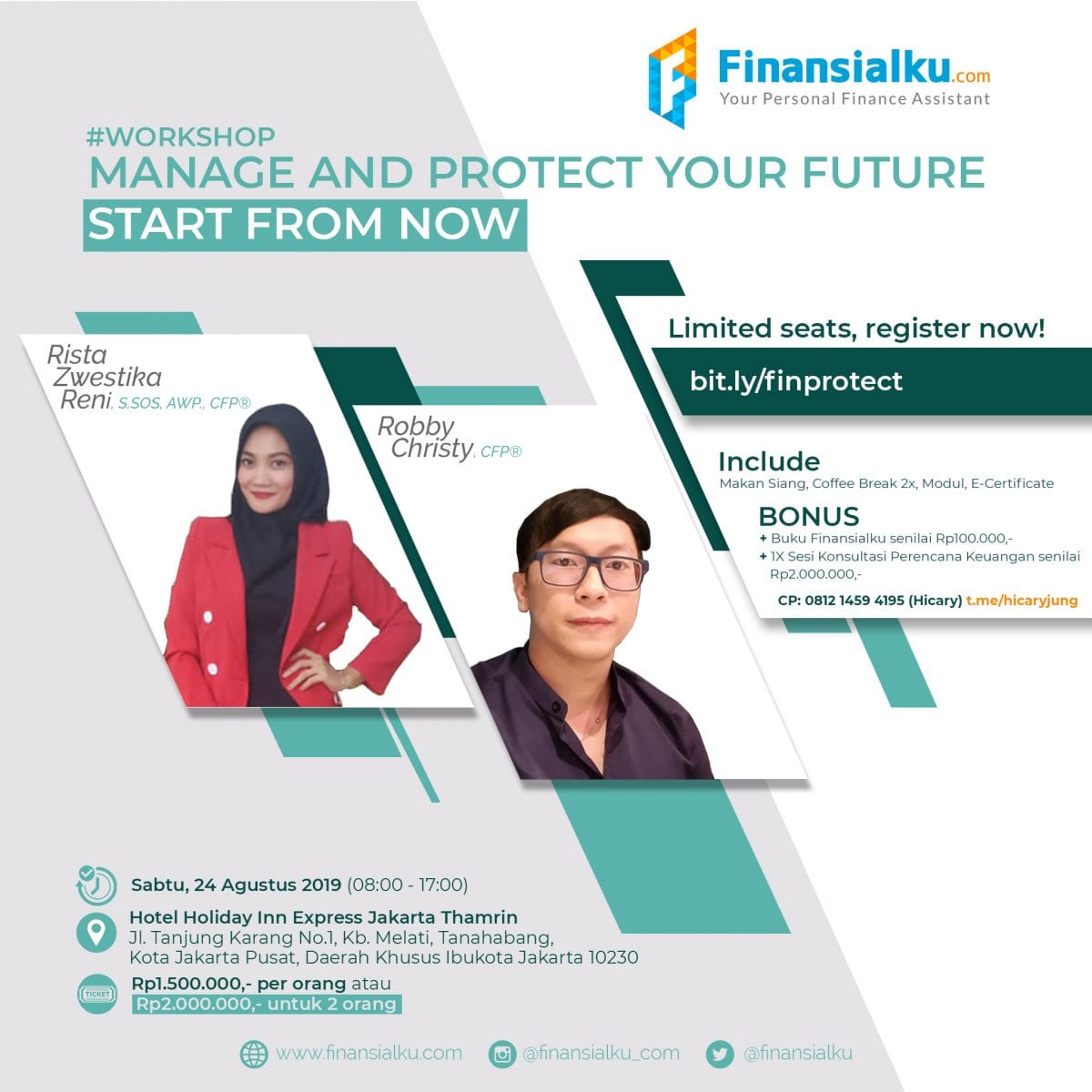 Manage & Protect Your Future