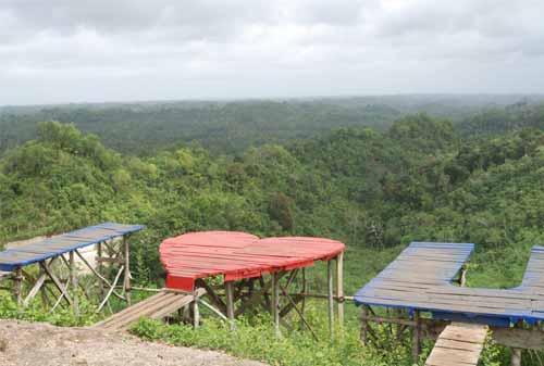 Wisata Pangandaran Pepedan Hills - Finansialku