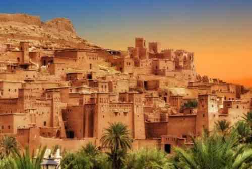 Biaya Pembuatan Visa ke 10 Tempat Wisata Favorit Dunia 04 Maroko - Finansialku