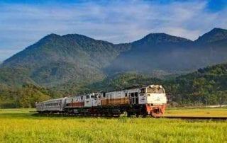 Mau Naik Kereta Api Gratis HUT RI Yuk Cek Dulu Rutenya - Finansialku