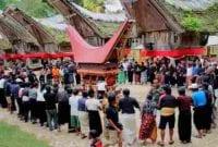 WOW! Biaya Upacara Pemakaman Toraja Termasuk Termahal Di Dunia! 01 - Finansialku