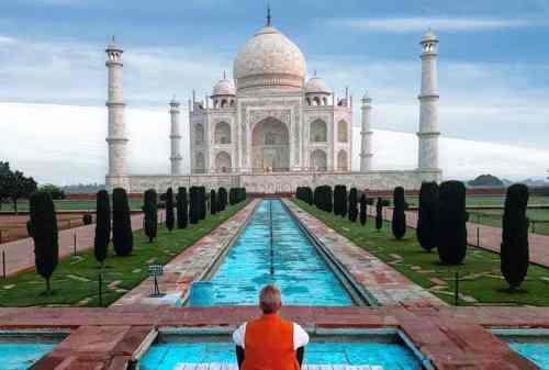 Biaya Pembuatan Visa ke 10 Tempat Wisata Favorit Dunia 03 Taj Mahal - Finansialku