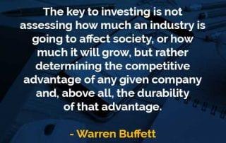 Kata-kata Bijak Warren Buffett Kunci Untuk Berinvestasi - Finansialku