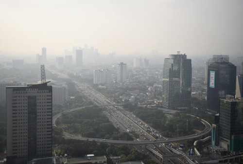 URGENT! Polusi Udara Jakarta Tambah Dana Darurat Atau Premi Asuransi 03 - Finansialku