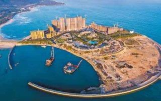 5 Pulau Reklamasi yang Berhasil Menakjubkan dan Mencengangkan Dunia 01 - Finansialku