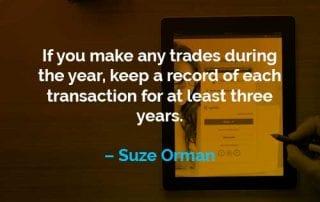Kata-kata Motivasi Suze Orman Catat Setiap Transaksi - Finansialku