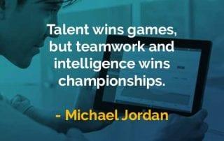 Kata-kata Bijak Michael Jordan Memenangkan Kejuaraan - Finansialku