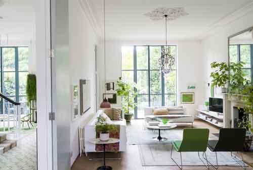 Polling 10 Desain Rumah Minimalis 1 Lantai Modern dan Nyaman 04 - Finansialku