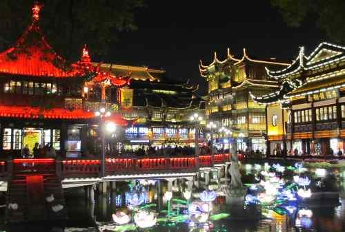 Mau Liburan ke Shanghai 08 Yu Yuan Garden - Finansialku