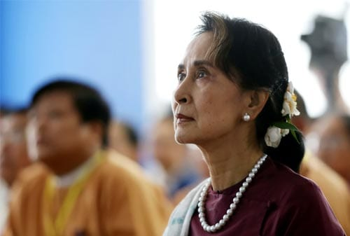 Kisah Sukses Aung San Suu Kyi 04 - Finansialku