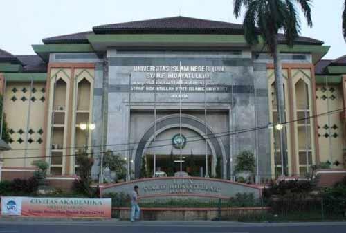 Universitas Islam Negeri (UIN) Syarif Hidayatullah - Finansialku