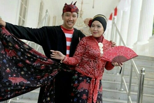 pakaian adat Pesa'an