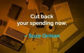 Kata-kata Motivasi Suze Orman Kurangi Pengeluaran Anda - Finansialku