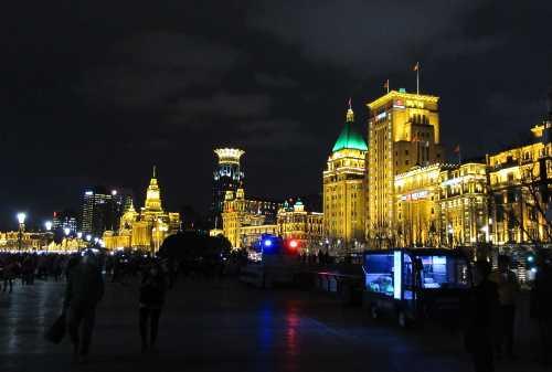 Mau Liburan ke Shanghai 03 The Bund - Finansialku