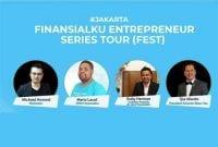 Mengatur Finansial Untuk Anak Milenial Melalui Finansialku Entrepreneur Series Tour! 01 - Finansialku