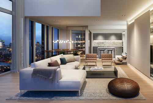 6 Most Luxurious Apartments With Deluxe Amenities In Jakarta 2019 01 - Finansialku