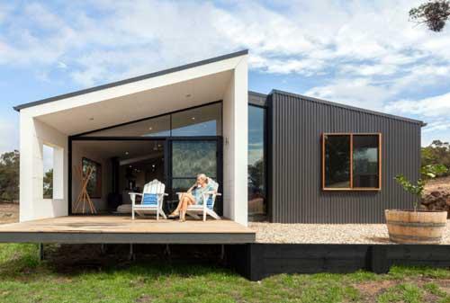 Polling 10 Desain Rumah Minimalis 1 Lantai Modern dan Nyaman 08 - Finansialku